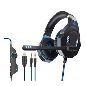 CASQUE AVEC MICROPHONE GT92 Musique sans fil Headset Carte TF Bluetooth G
