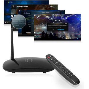 BOX MULTIMEDIA Boîtier Smart TV Android 4.4 Quad Core WiFi 1080P