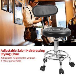 CHAISE DE BUREAU Chaise pivotante réglable pour Salon de coiffure E