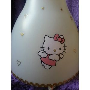 lustre et suspension lustre hello kitty figurines - Lustre Hello Kitty Chambre
