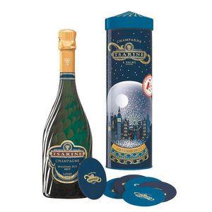CHAMPAGNE Coffret Champagne Brut Millésimé Tsarine