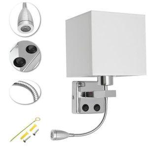 APPLIQUE  NEUFU Blanc Applique Murale Interieur Moderne LED