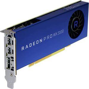 CARTE GRAPHIQUE INTERNE Carte Graphique AMD Radeon Pro WX 3100, 4096 MB GD