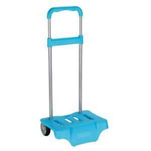 Busquest Chariot de protection turquoise pour sac /à dos