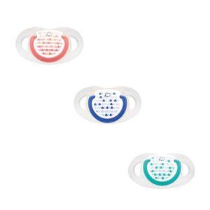 SUCETTE BEBE CONFORT Sucette Dental Safe 6-18 mois x2 - La