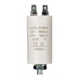 Condensateur de démarrage 5,5μF 5,5uF moteur volet roulant Gaposa