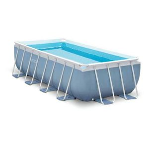 PISCINE Intex 26772, Piscine hors sol, Rectangle, 3539 L,