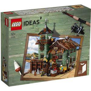 UNIVERS MINIATURE 21310 - LEGO® Ideas - Le Vieux Magasin de Pêche NC