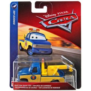 UNIVERS MINIATURE Race Tow Truck Tom Voiture Disney Cars