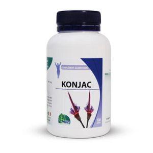 COMPLÉMENT MINCEUR Konjac plus 120 gélules à 95% glucomannane