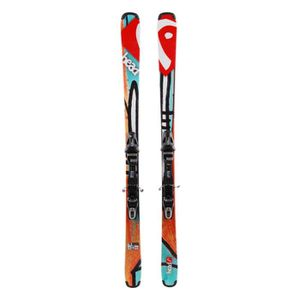 SKI Ski Head Residue + fixations