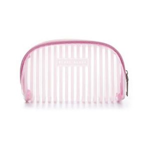 TROUSSE DE MAQUILLAGE Petit Trousse de Toilette en PVC Transparent Trous