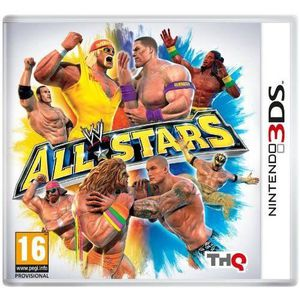 NEW 3DS - 3DS XL WWE All Stars [import anglais]