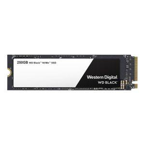 DISQUE DUR SSD WD Disque dur Black™ NVMe™ SSD - Format M.2/2280 -