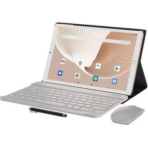 TABLETTE TACTILE Tablette Tactile - YUMKEM 10 Pouces 4G LTE, Androi