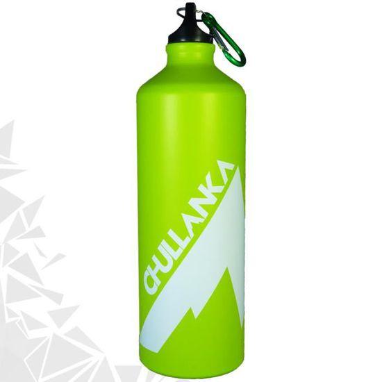 Alu Hydratation Equipement 1 Litre Gourdes Rigides Randonnée Gourdes Vert Gourde K3F5uT1Jlc