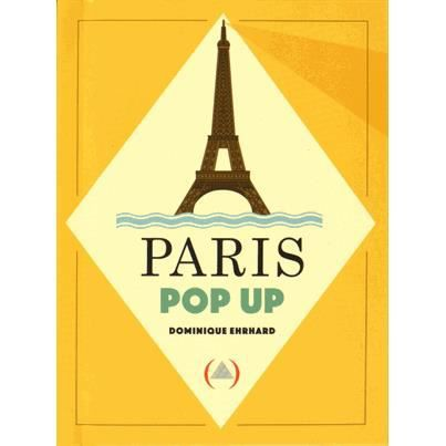 Livre 6-9 ANS Paris pop up