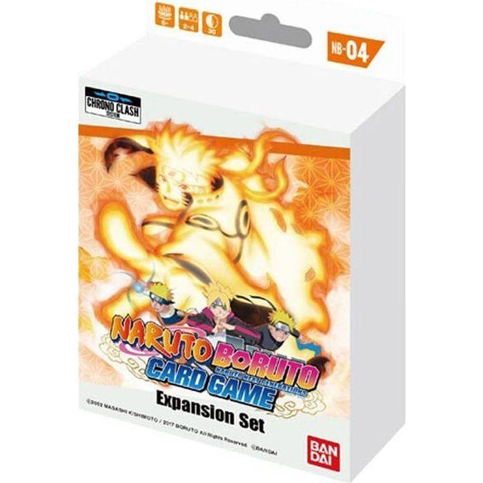 Deck - Naruto Boruto - Deck D'extension Ndeg04, Micromania-Zing, numero un francais du jeu video et de la pop culture. Retrouvez le
