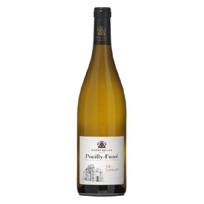 Le Loriot - Joseph Mellot - Pouilly Fumé 2018 Bouteille (75 cl)