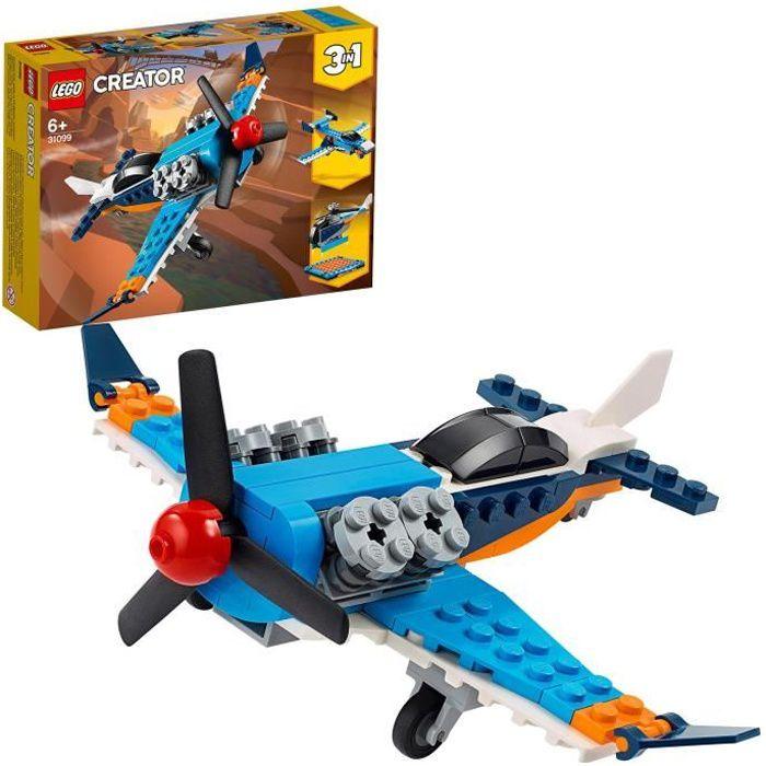 LEGO® Creator 31099 L'avion à hélices