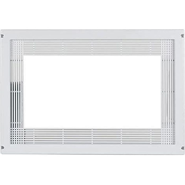 cadre pour micro-ondes blanc 94505