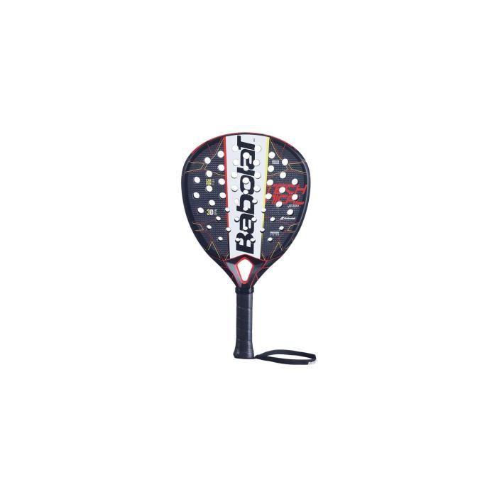 Raquette Padel BABOLAT TECHNICAL VERON Noir / Rouge / Jaune (355 g) 2020