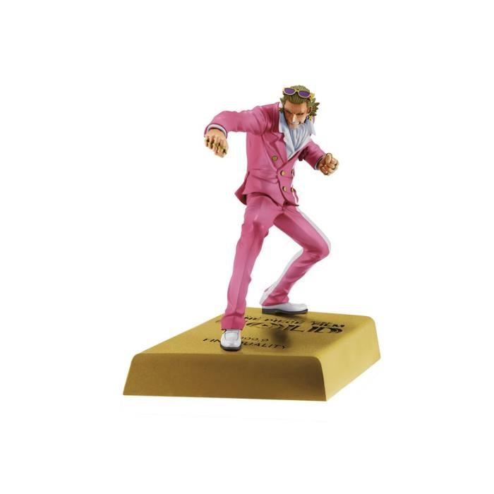 Figurine One Piece - Gild Tesoro Manhood 2 DXF 15cm