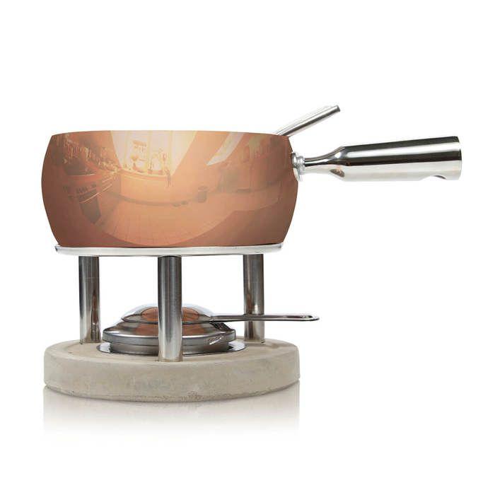 Set à fondue Boska Cuivre