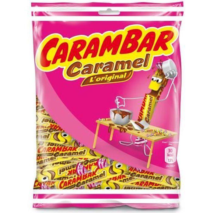 CARAMBAR Bonbons Caramel - 130 g
