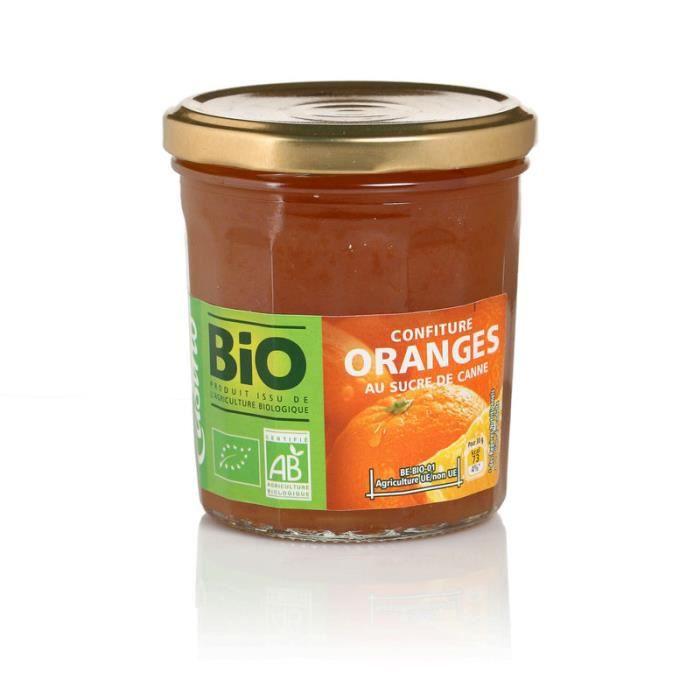 Confiture orange bio - 360g