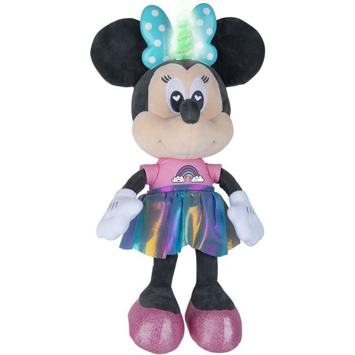 Minnie peluche Licorne magique