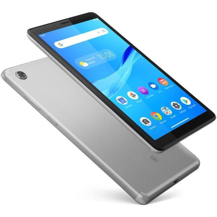 Tablette tactile - LENOVO M7 - 7'' HD - RAM 1Go - Android 9.0 - Stockage 16Go - WiFi + Cover + Film de protection