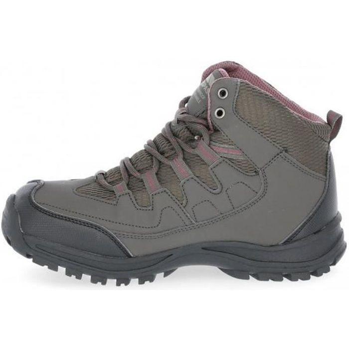 Trespass - Chaussures de randonnée imperméables MITZI - Femme (Marron)