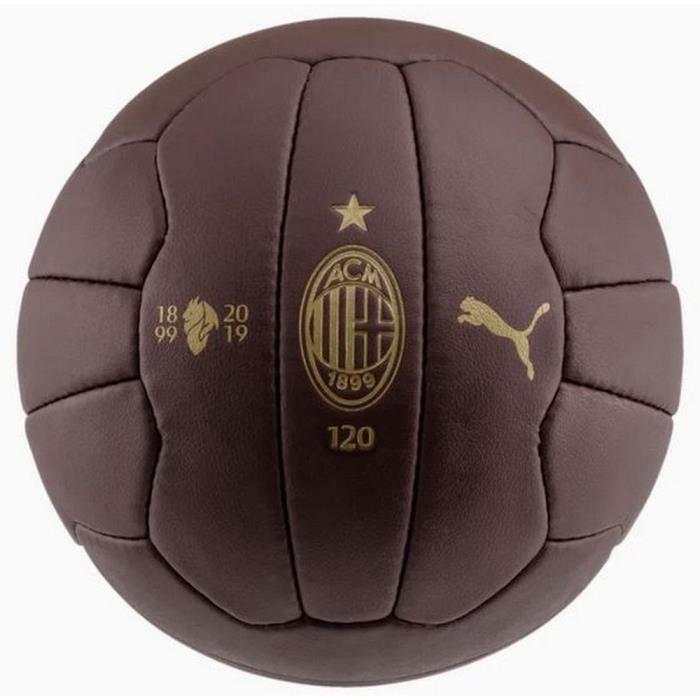 Ballon de Football Puma Milan AC 120ème anniversaire Taille 5
