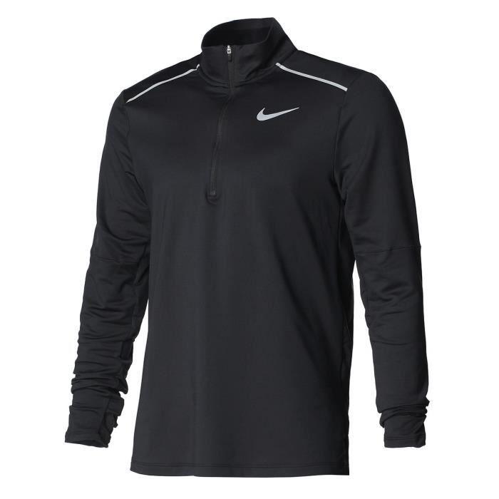 NIKE T shirt running Elmnt HZ 3.0 - Homme - Noir