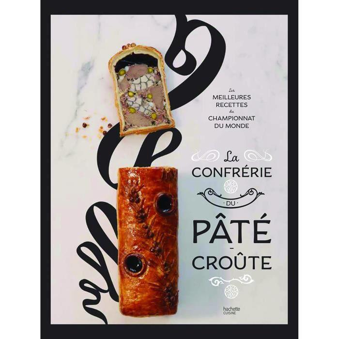 Livre -Confrérie du pâté croute-