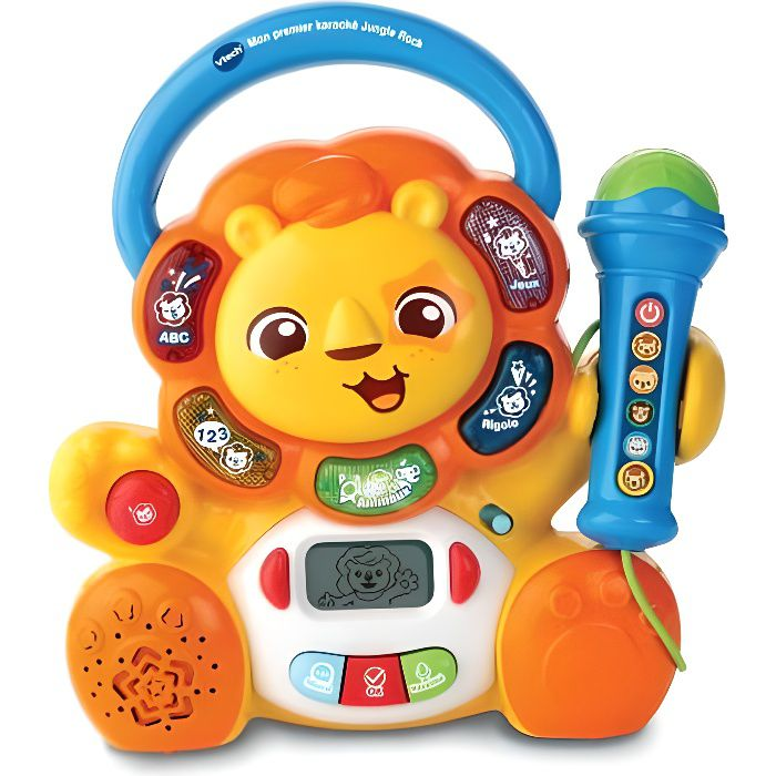 VTECH - JUNGLE ROCK - Karaoké lion