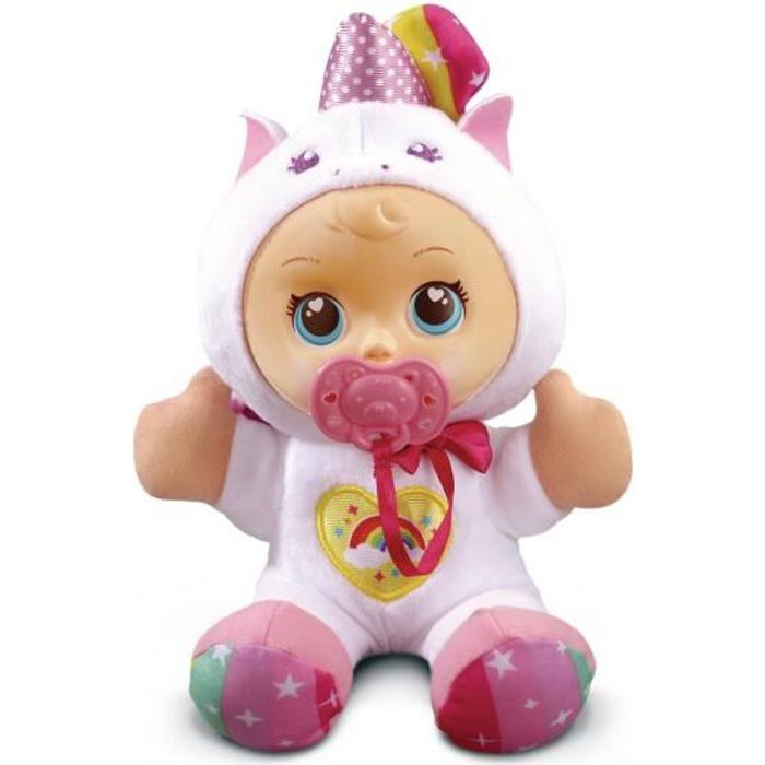 VTECH - 526305 - Little Love - Paillette licorne arc-en-ciel