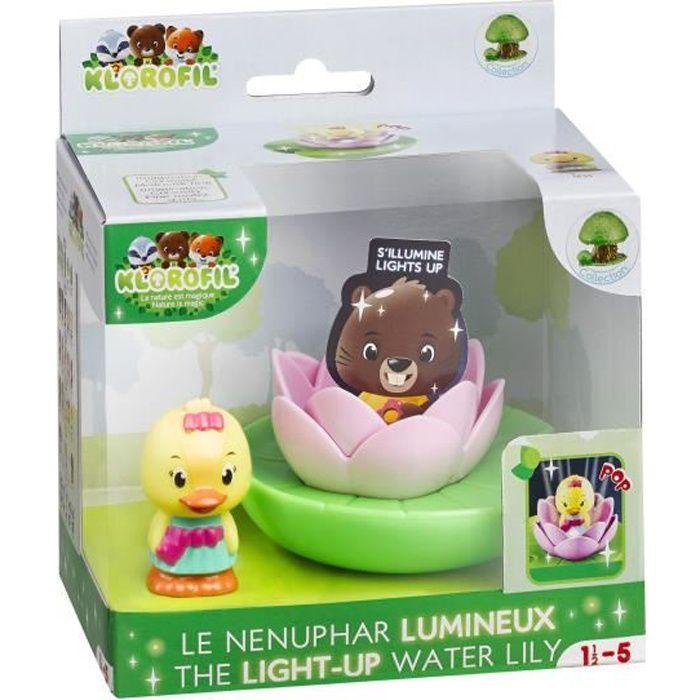 VULLI Nénuphar lumineux Klorofil - Dès 18 mois