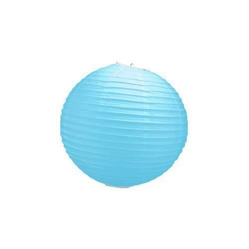 skylantern original 1811 lanterne boule papier turquoise 30 cm achat vente lampion. Black Bedroom Furniture Sets. Home Design Ideas