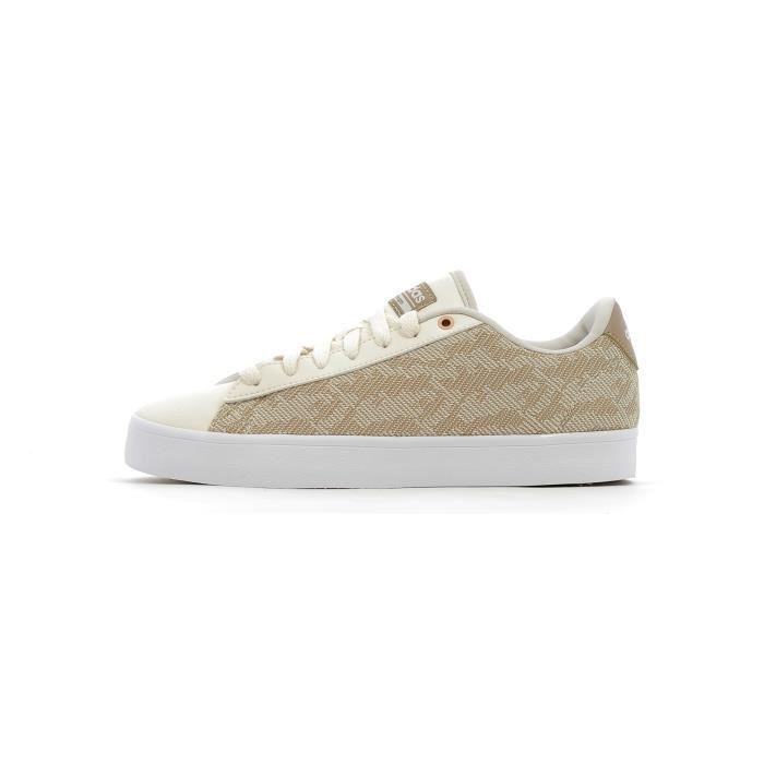 Adidas Baskets basses Cloudfoam Daily QT Clean W Dockers by Gerli 19pa240-400  Ballerines Fille - Argent - Silber (Silver/Rock 6101)  45 EU  Bottes Motardes Femme 0xhPQ