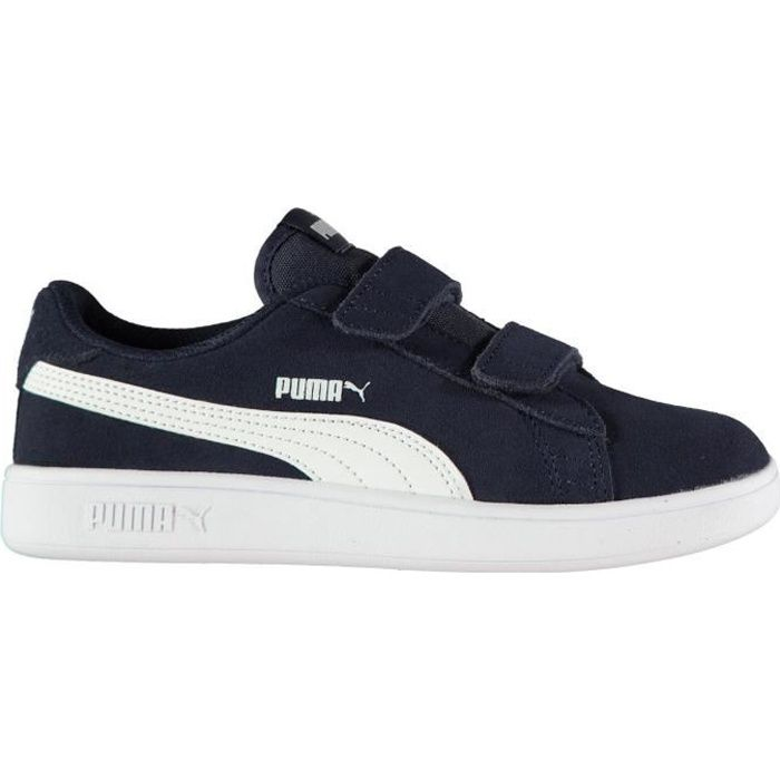 chaussures puma velcro