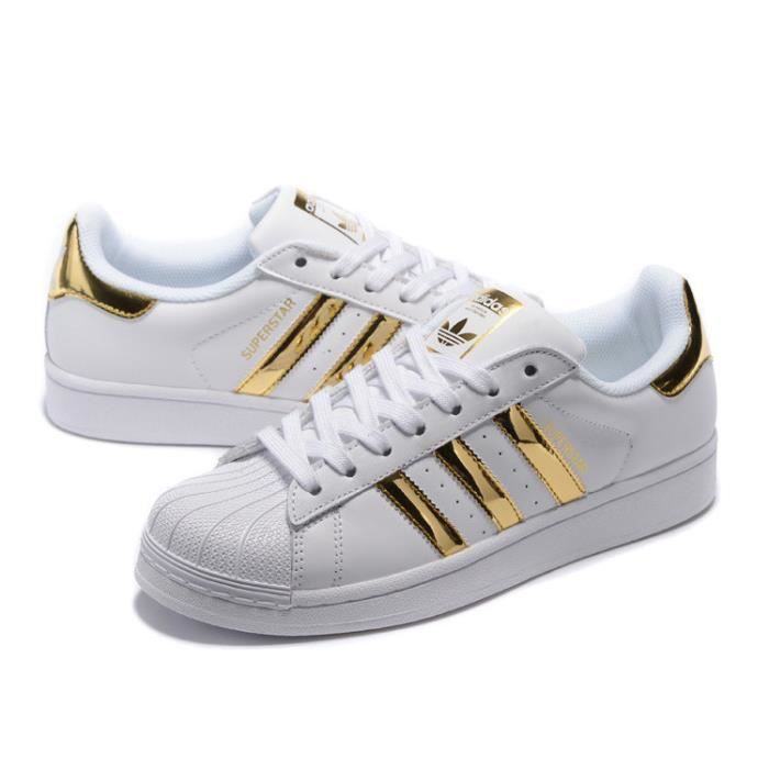 acheter populaire bc026 dcd99 good blanc adidas superstar with or 1b640 15107