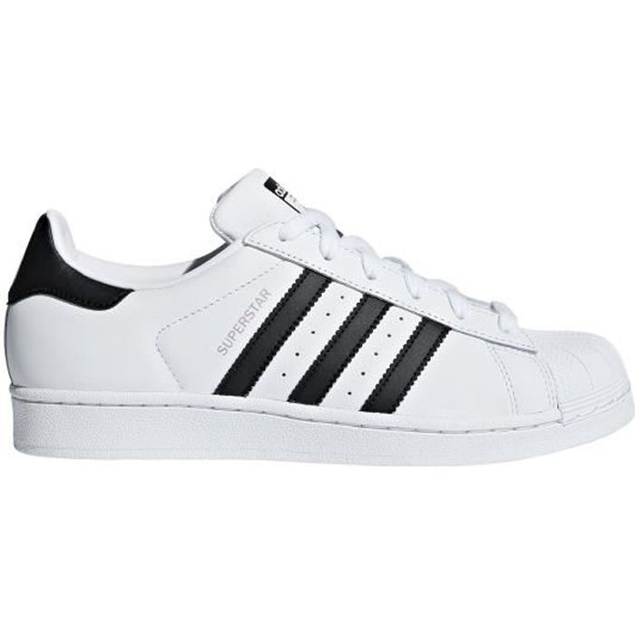 adidas superstar w blanc