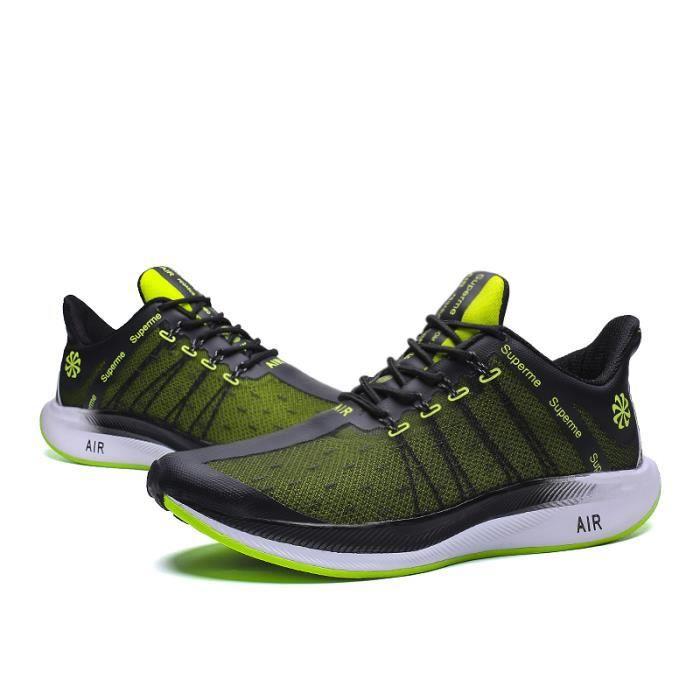 Baskets Homme Garçon Chaussures de Sport Sneakers mode