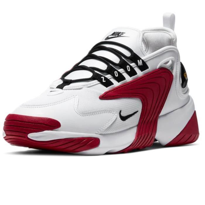 Baskets Nike Nike Zoom 2K AO0269-107 Blanc - Cdiscount Chaussures