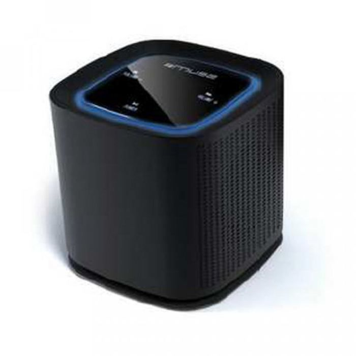 enceinte bluetooth et stereo a batterie li ion in. Black Bedroom Furniture Sets. Home Design Ideas
