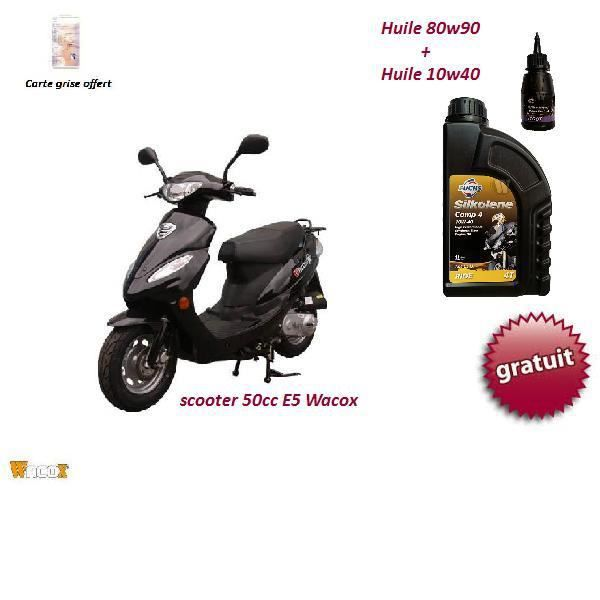 offre scooter 50cc gy02a wacox en caisse achat vente scooter offre scooter 50cc gy02a wa. Black Bedroom Furniture Sets. Home Design Ideas
