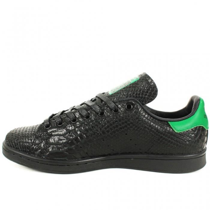 Noir Vert Adidas E06h3gap Stan Originals Croco Chaussures Smith Et OnYtqvPv