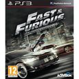 SORTIE JEUX VIDEO FAST AND FURIOUS / Jeu console PS3